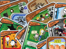 Kartenhaufen